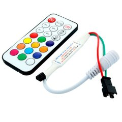 Контроллер SPI OEM Dream Color IR 21 buttons
